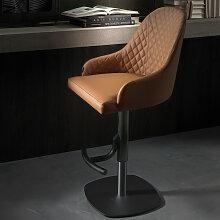 Ozzio BRANDO Designer Barhocker (S505)