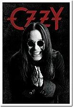 Ozzy Osbourne Pray Poster Kork Pinnwand Memoboard