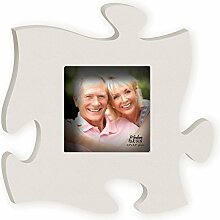P. Graham Dunn Matt Weiß 12x 12Holz Puzzle