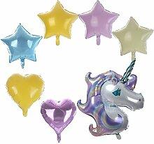 P Prettyia Folienballon Luftballon Heliumballon
