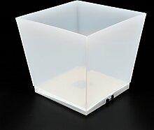 P Prettyia LED Flaschenkühler - Sektkühler -