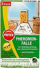 P. Pritex Pheromon-Falle zur Befallsermittlung