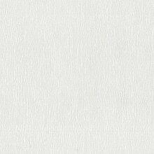 P+S Tapete Jackpot Vliestapete 13239-40 1323940 Uni Glitzer weiß