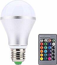P12cheng E27 RGBW RGB LED Glühbirne Farbwechsel