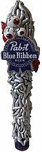 Pabst Ribbon Eyeball Wasserhahn-Griff, Blau