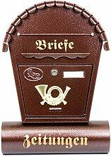 Pachurka & Dąże Großer Briefkasten XXL