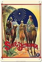 Pacifica Island Art Star of Bethlehem Florence La
