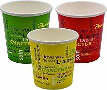 Pack&Cup Bio Suppenbecher aus Pappe Einwegbecher