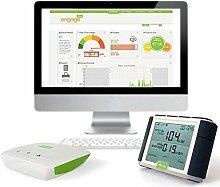 Pack Efergy Elite + Engage Hub. Monitor Energie Stromverbrauch Elektro + Management Interne