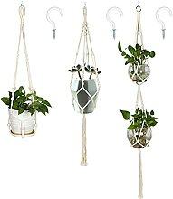 Pack Pflanze aufhänger hängende Pflanze Halter
