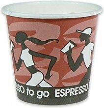 pack2go Espressobecher Coffee Grabbers -