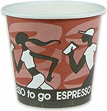 pack2go Espressobecher, Coffee to go Becher,