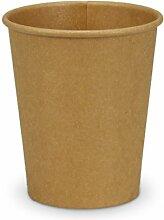 pack2go Kaffeebecher - 8oz, 200ml, Recycling