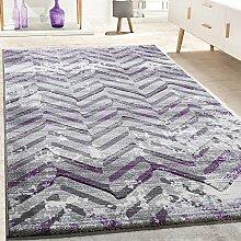 Paco Home Designer Teppich Konturenschnitt