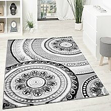 Paco Home Designer Teppich Kurzflor mit