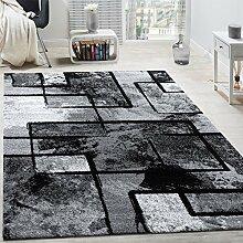 Paco Home Designer Teppich Modern Kurzflor