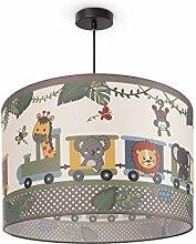 Paco Home Kinderlampe Deckenlampe LED