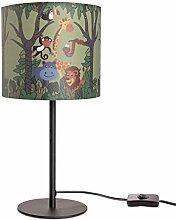 Paco Home Kinderlampe LED Tischlampe Kinderzimmer,