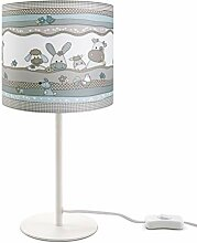 Paco Home Kinderlampe LED Tischlampe Kinderzimmer