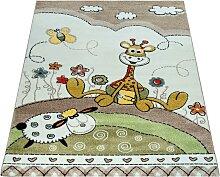 Paco Home Kinderteppich Cosmo 212, rechteckig, 18