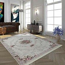 Paco Home Moderner Teppich Mit Bedrucktem Trend
