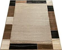 Paco Home Teppich Sinai 054, rechteckig, 9 mm