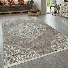 Paco Home Teppich Wohnzimmer Klassisch Muster