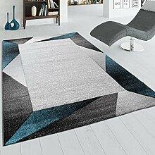 Paco Home Wohnzimmer-Teppich Mit Bordüre und