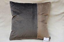 Pad Kissenbezug Room cushion cover 45x45cm dark grey