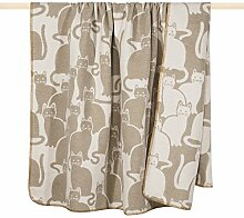 Pad Wolldecke Cats 150x200 Sand