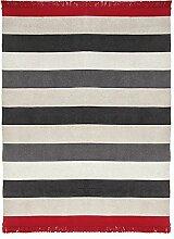 pad Wolldecke Moroso, Farbe grey, 150x200