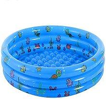 Paddling-Pool aufblasbar, 3-Ringe Baby Kinder