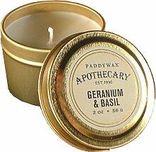 Paddywax Kerzen Apotheker Collection Kerze in