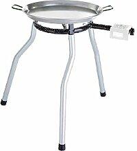 Paella World International Paella-Grill-Set Easy-Globetrotter, groß, Mehrfarbig, 4-teilig