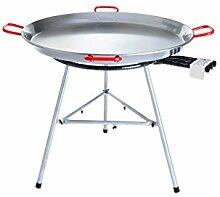 PaellaWorld 100701 Paella Grill Set: Comfort Line 7