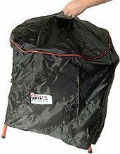 PaellaWorld 7711 Grillset-Allwetterschutzhülle bis Pfanne Durchmesser 46 cm