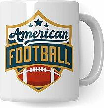 Pagma Druck American Football Tasse Geschenk |