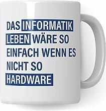 Pagma Druck Informatiker Tasse, Informatiker