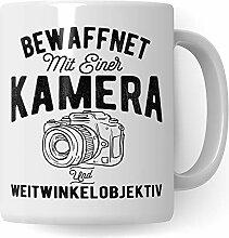 Pagma Druck Kamera Tasse, Geschenkideen für