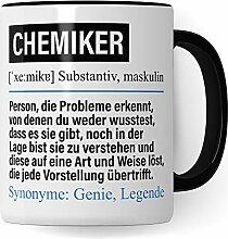 Pagma Druck Tasse Chemiker lustig, Chemiker