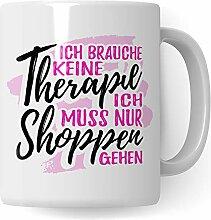 Pagma Druck Tasse Shopping - Shopping Queen
