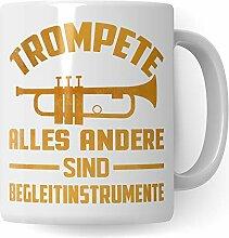 Pagma Druck Tasse Trompete, Becher Trompete