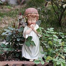 pah-macy Einfach tierfigur Gartendeko Skulptur