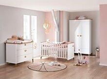 PAIDI Babymöbel-Set Lotte & Fynn, (4-St.,
