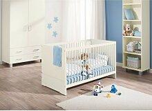 PAIDI Babyzimmer Biancomo - Kinderbett,