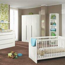 PAIDI Babyzimmer Fabiana - Kinderbett, Kommode,