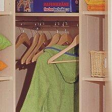 PAIDI Kleiderstange für Kleiderschrank Fleximo