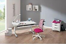 PAIDI Schreibtisch Kreideweiß