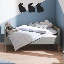PAIDI Umbauseiten für Kinderbett Sten