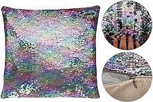 Pailletten Kissen | mit Füllung und Bezug |